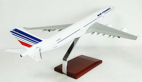 Airbus A340-300 Air France 1/100 Scale  Model