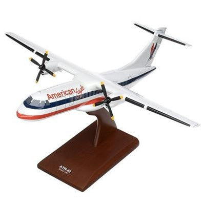 American Eagle ATR-42 Mahogany Model