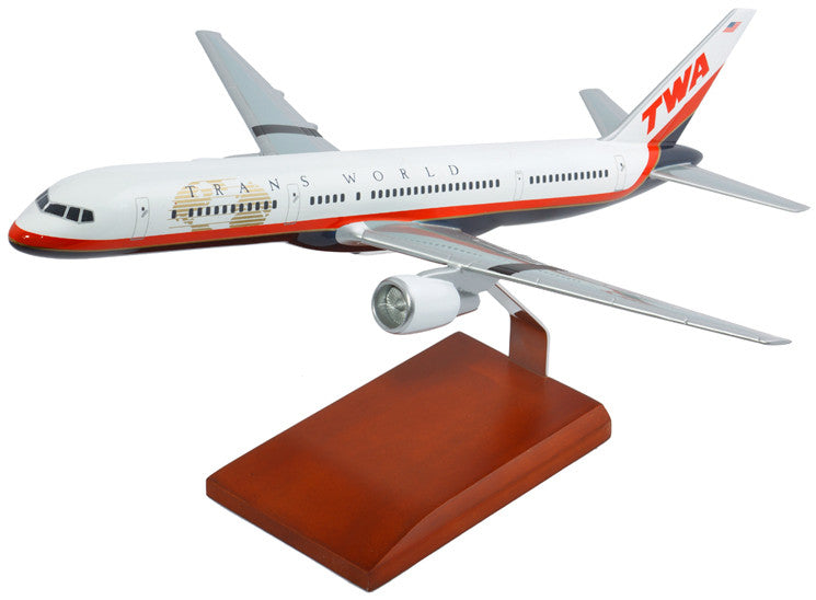 Trans World Airlines (TWA) Boeing 757-200 Model