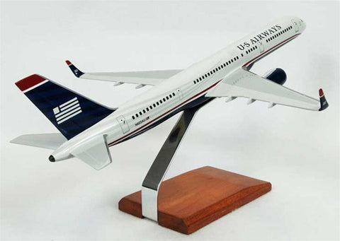 Boeing B757-200 US Airways 1/100 Scale  Model