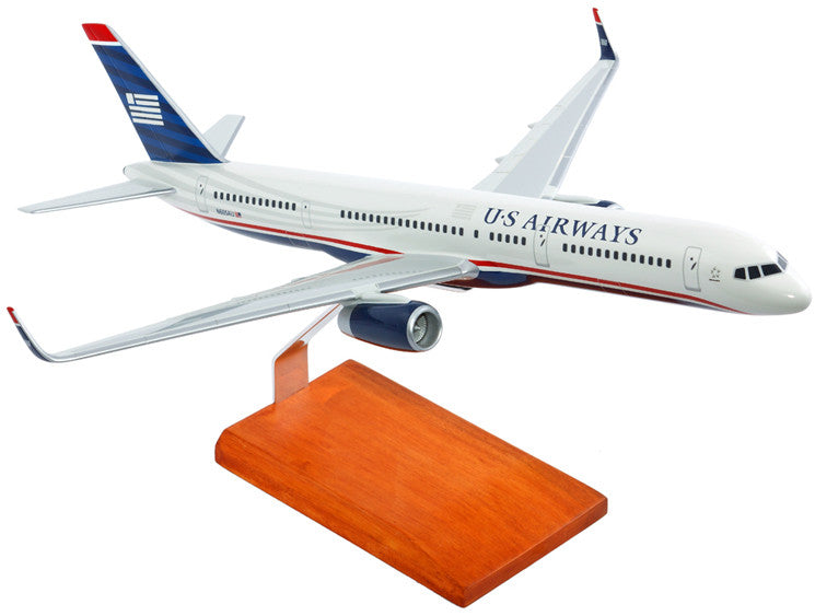 US Airways 757-200 Model (REG# N909AW)