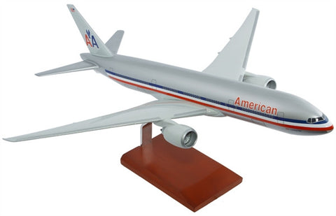 American Airlines Boeing 777-200 Model (Old colors)