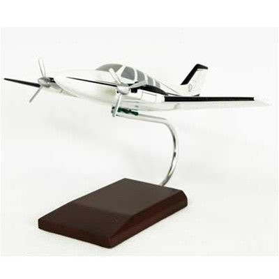 Beechcraft Baron Mahogany Model