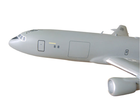 Boeing KC-46 Tanker 1/100 Scale Mahogany Model