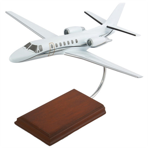 Cessna Citation Encore 1/40 Scale Mahogany Model
