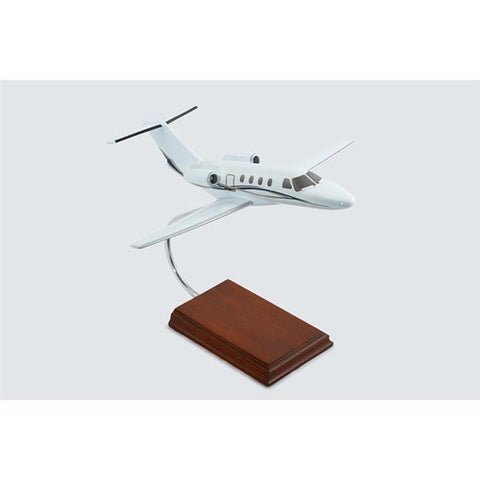 Cessna Citation CJ2 1/40 Scale Mahogany Model