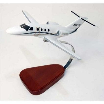Cessna Citation CJ3 1/40 Scale Mahogany Model