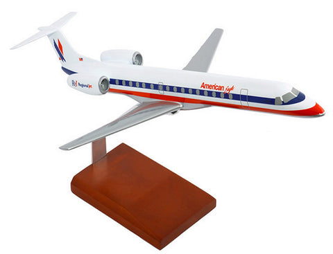 American Eagle Embraer ERJ-145 Model