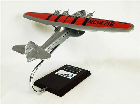 Lockheed Martin M-130 China Clipper 1/72 Scale Mahogany Model