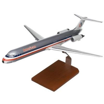 Boeing MD-80 American 1/100 Scale Model