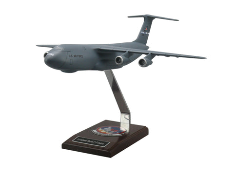 C-5M Galaxy Custom Express Model Airplane