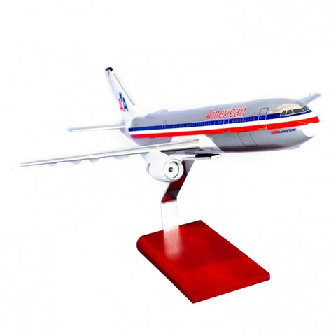 American Airlines Airbus A300-600 Mahogany Model