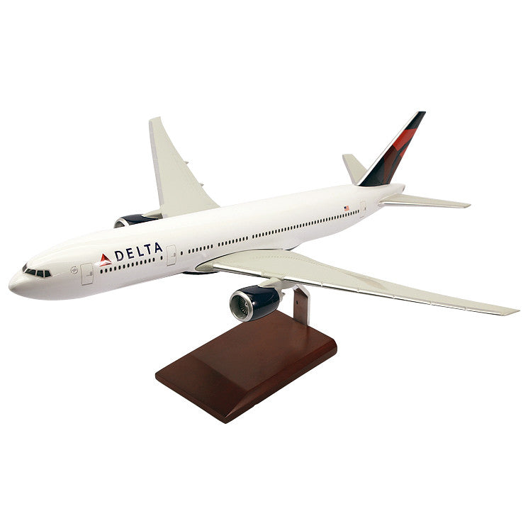 Delta Air Lines Boeing 777-200 Model