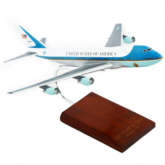"Boeing VC-25 747 ""Air Force One"" 1/200 Scale Model"
