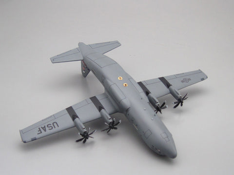 C-130J-30 Super Hercules Custom Express Model Airplane