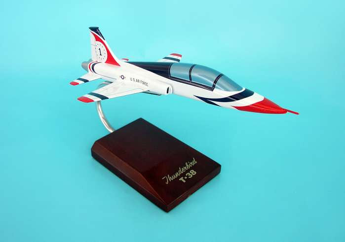 T-38A THUNDERBIRD 1/48 Scale Model