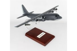 Lockheed C-130 Hercules Gunship 1/84 Scale Mahogany Model
