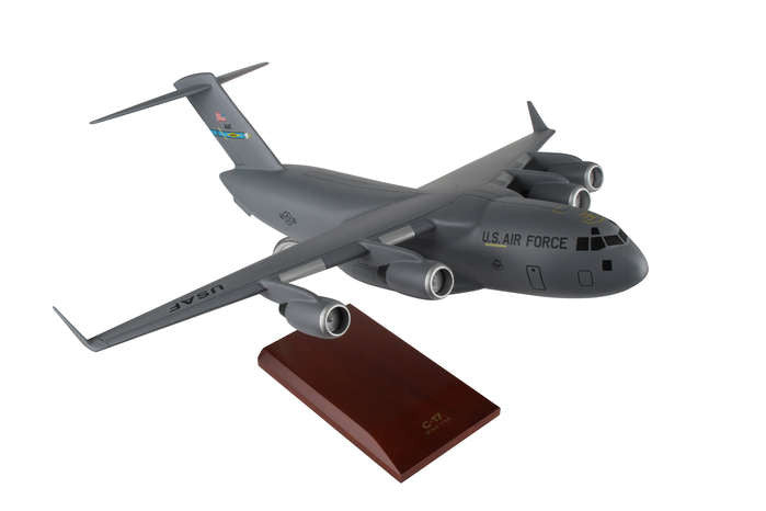 C-17 1/100 Dover AFB Executive Series