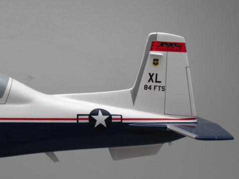 T-6 Texan II Custom Express Model Airplane (Air Force)