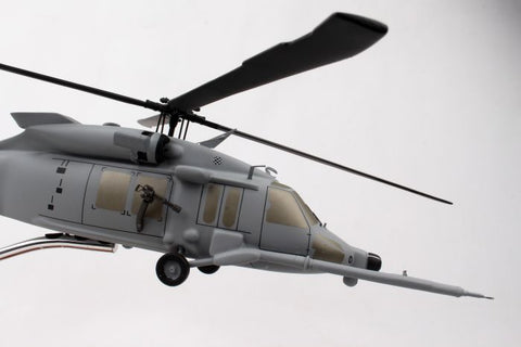 HH-60W USAF Combat Rescue Helicopter Model in 1:40 Scale