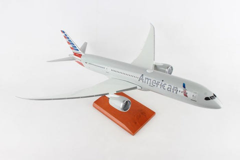 American Airlines (New Livery) Boeing 787-9 Mahogany Model
