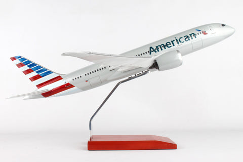 American Airlines (New Livery) Boeing 787-8 Mahogany Model