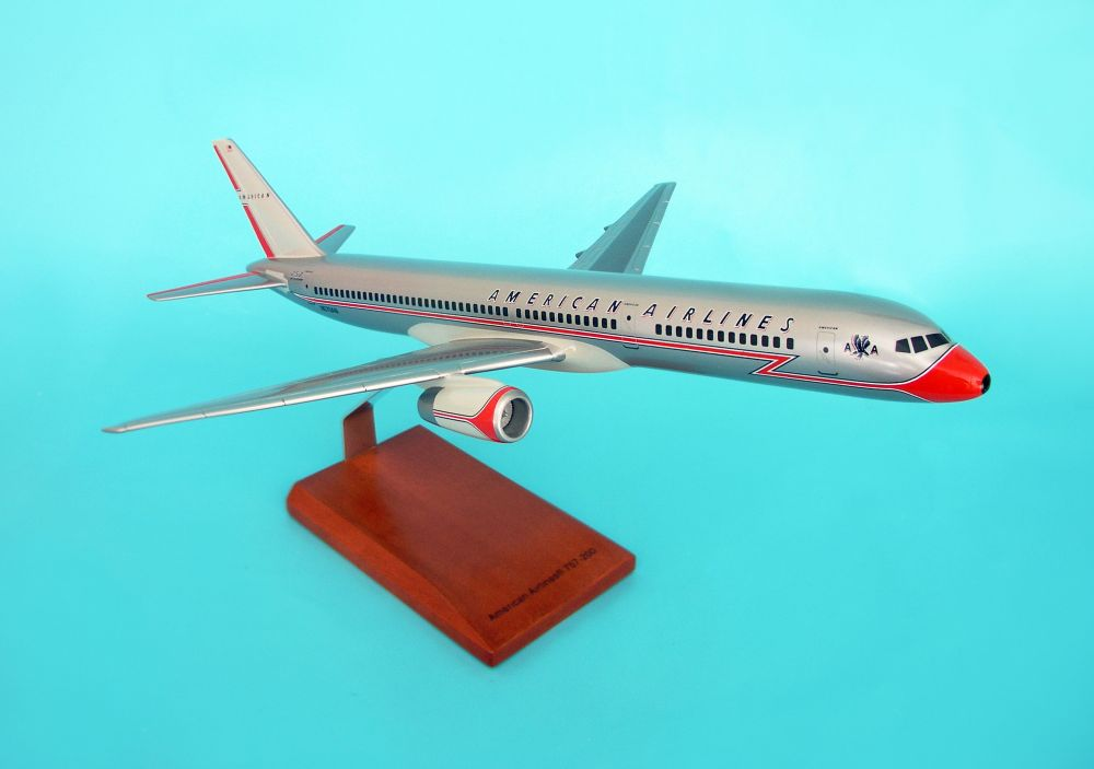 EXEC SER AMERICAN 757-200 1/100 40TH ANNIVERSARY