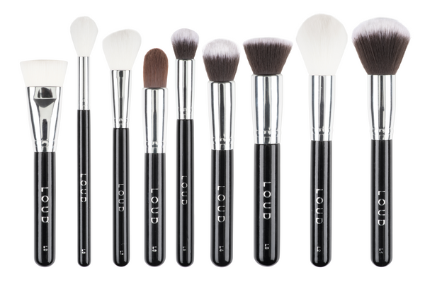 LOUD Makeup 20pc Brush Set