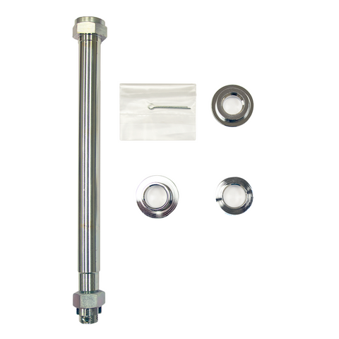 Axle & Collar Kit for FXST/FLST 00-06