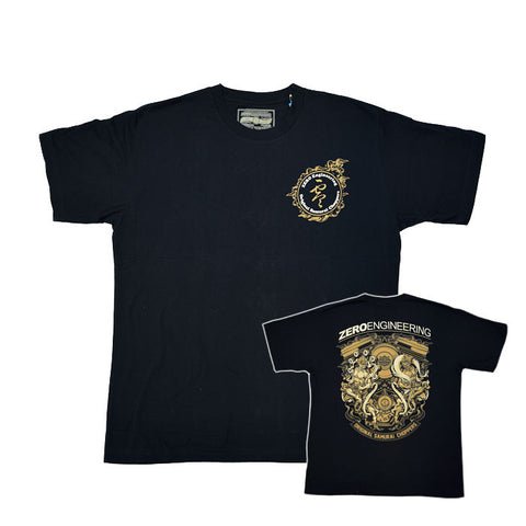 zero engineering Fujin-Raijin Engine Shirt