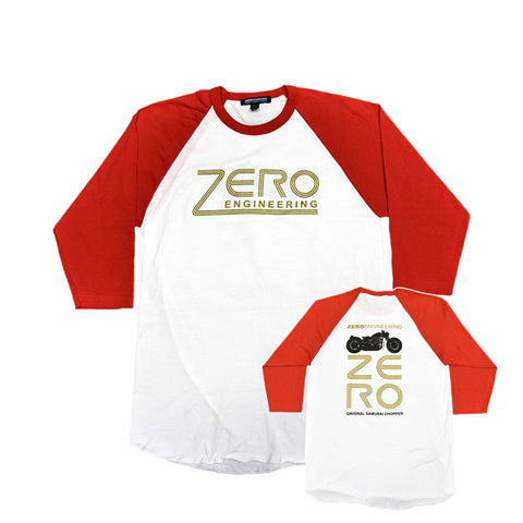 Retro Design Raglan Tee