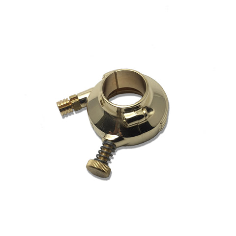 Deluxe External Throttle Brass (Polish)
