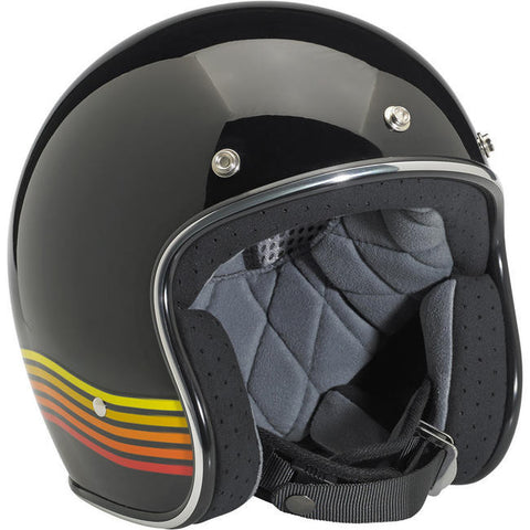 BONANZA HELMET LE - SPECTRUM BLACK/ORANGE