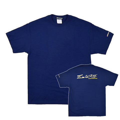 Staff Shirt - Blue