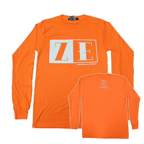 ZE Shirt - Orange