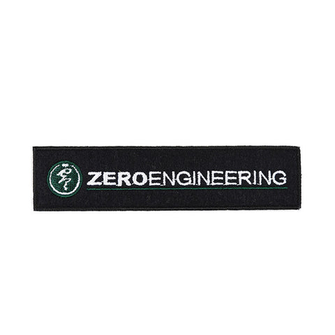 Small ZERO Engineering Logo Patch