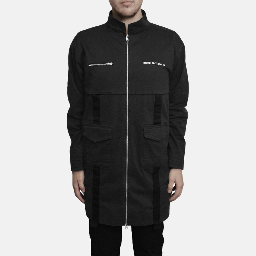 BCC Tech Jacket (Black)