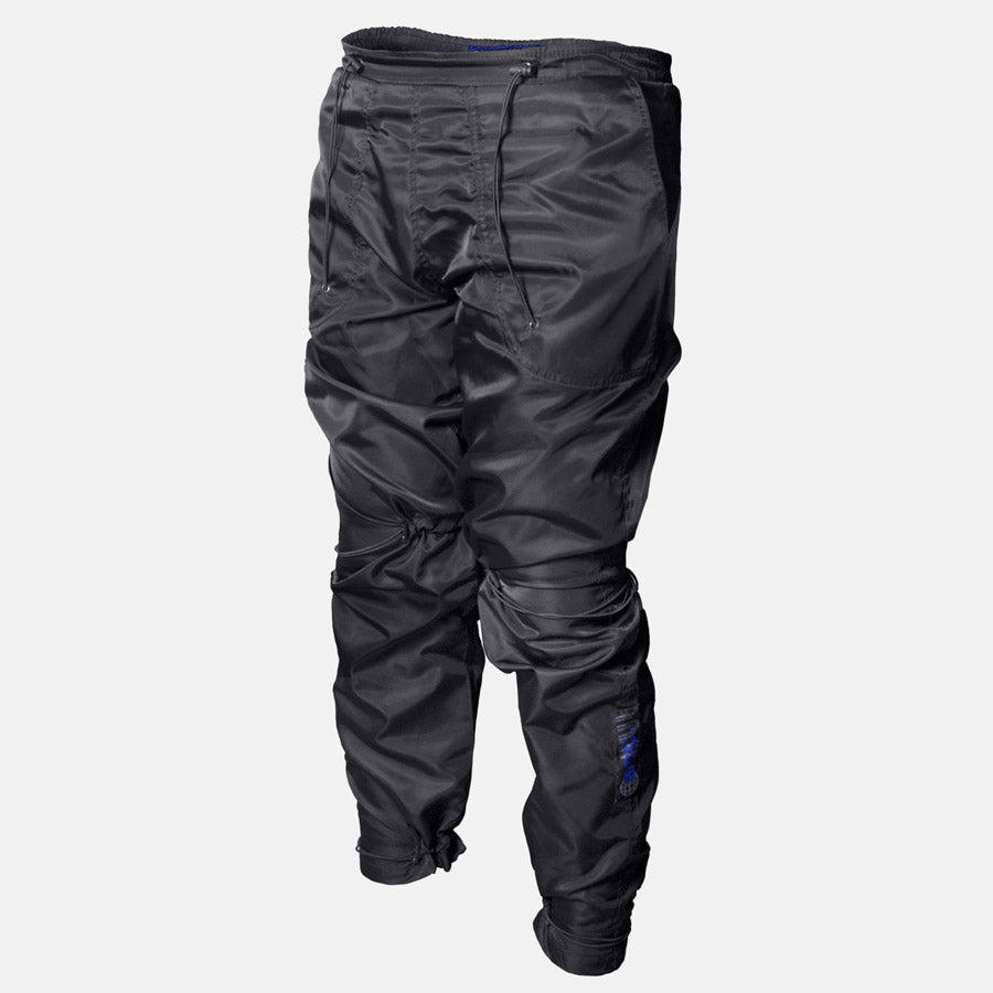 Black Technical Lounge Pants