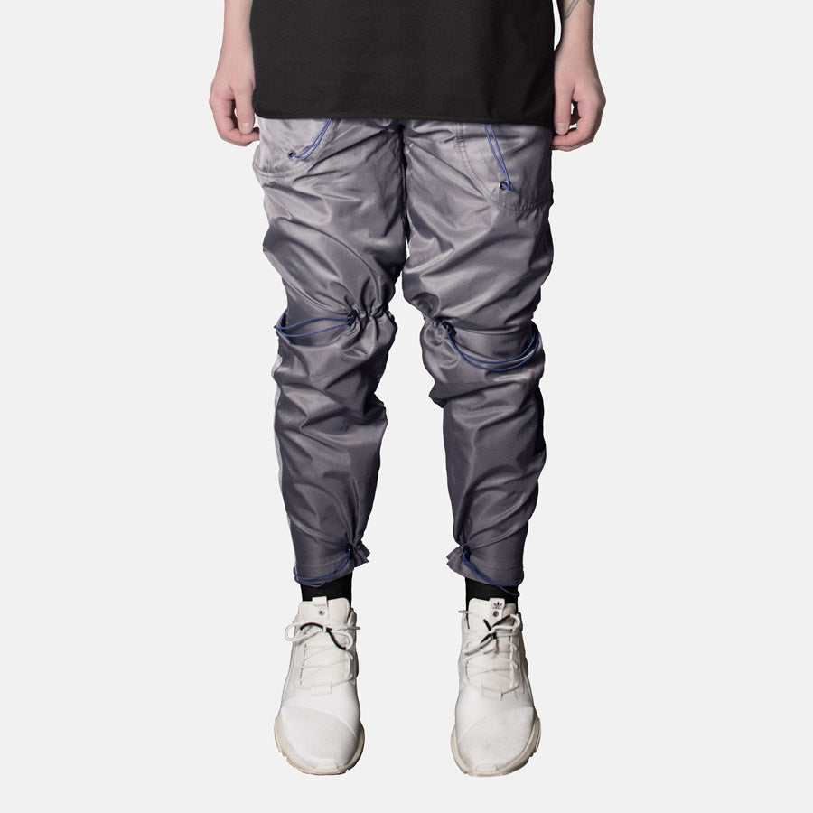 Grey/Blue Technical Lounge Pants