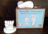 Baby Hand and Foot Casting Kit