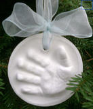 Hanging Keepsake Kit (Christmas Ornament)