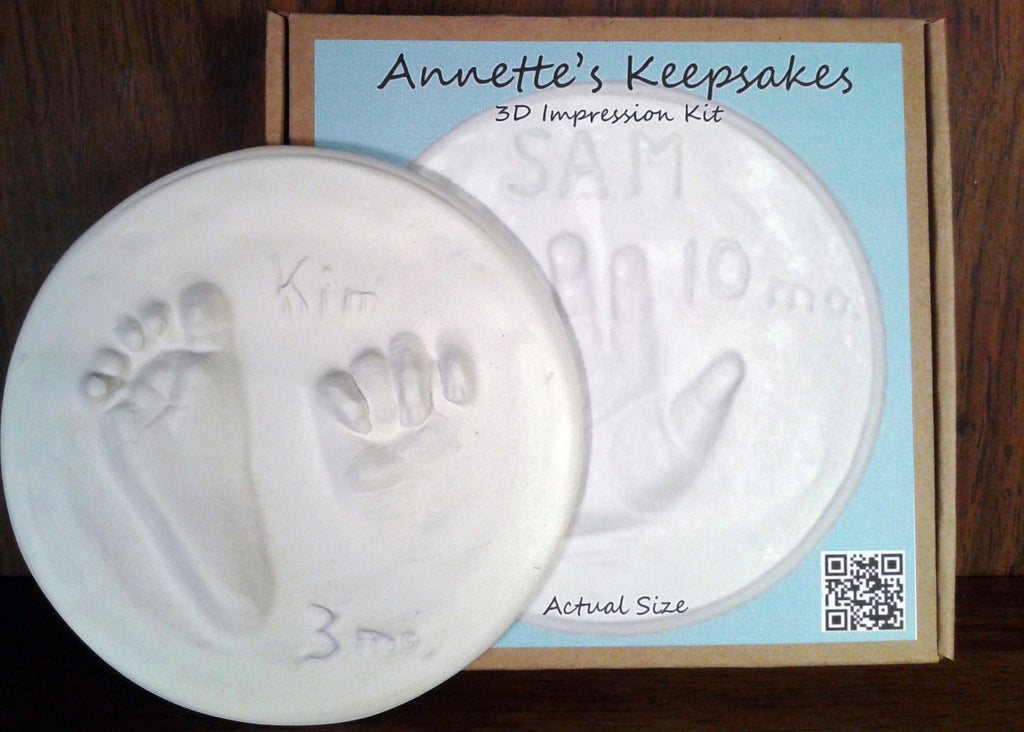 Small 3D Impression Kit