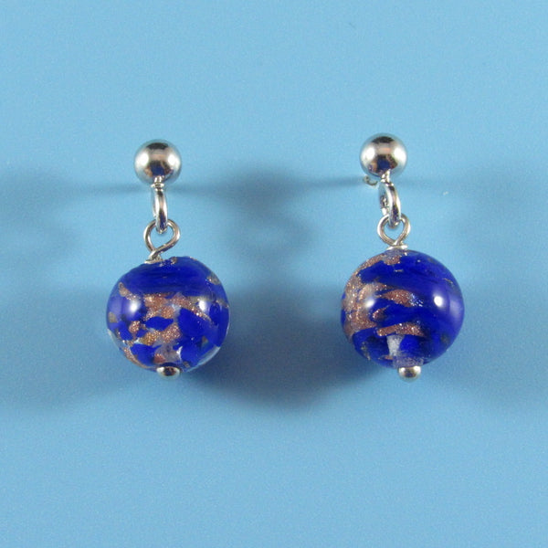 2228 - Mixed Murano Bead Earrings