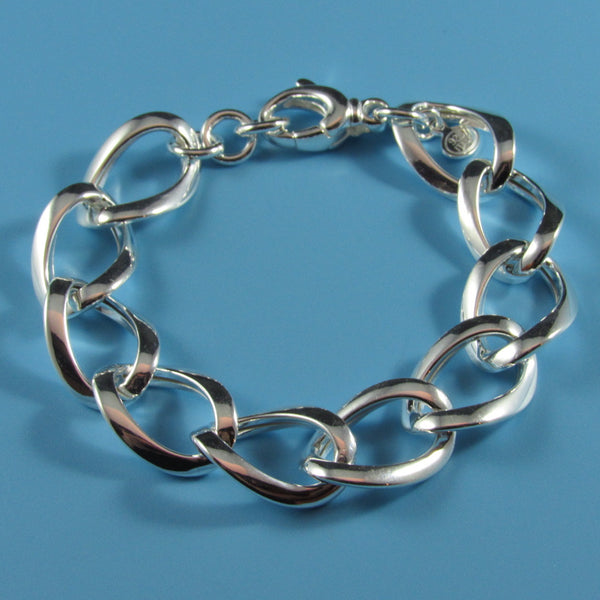 4483 - The Classic Oval Link Bracelet