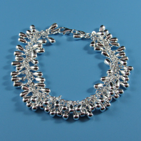 4509 - Multi-Dangle Chili Peppers Bracelet