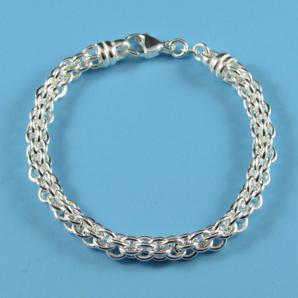 4521 - 5.8mm Bubble Link Bracelet