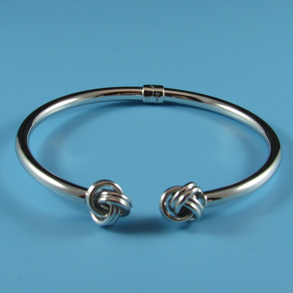 4532 - Double Knot Hinged Cuff