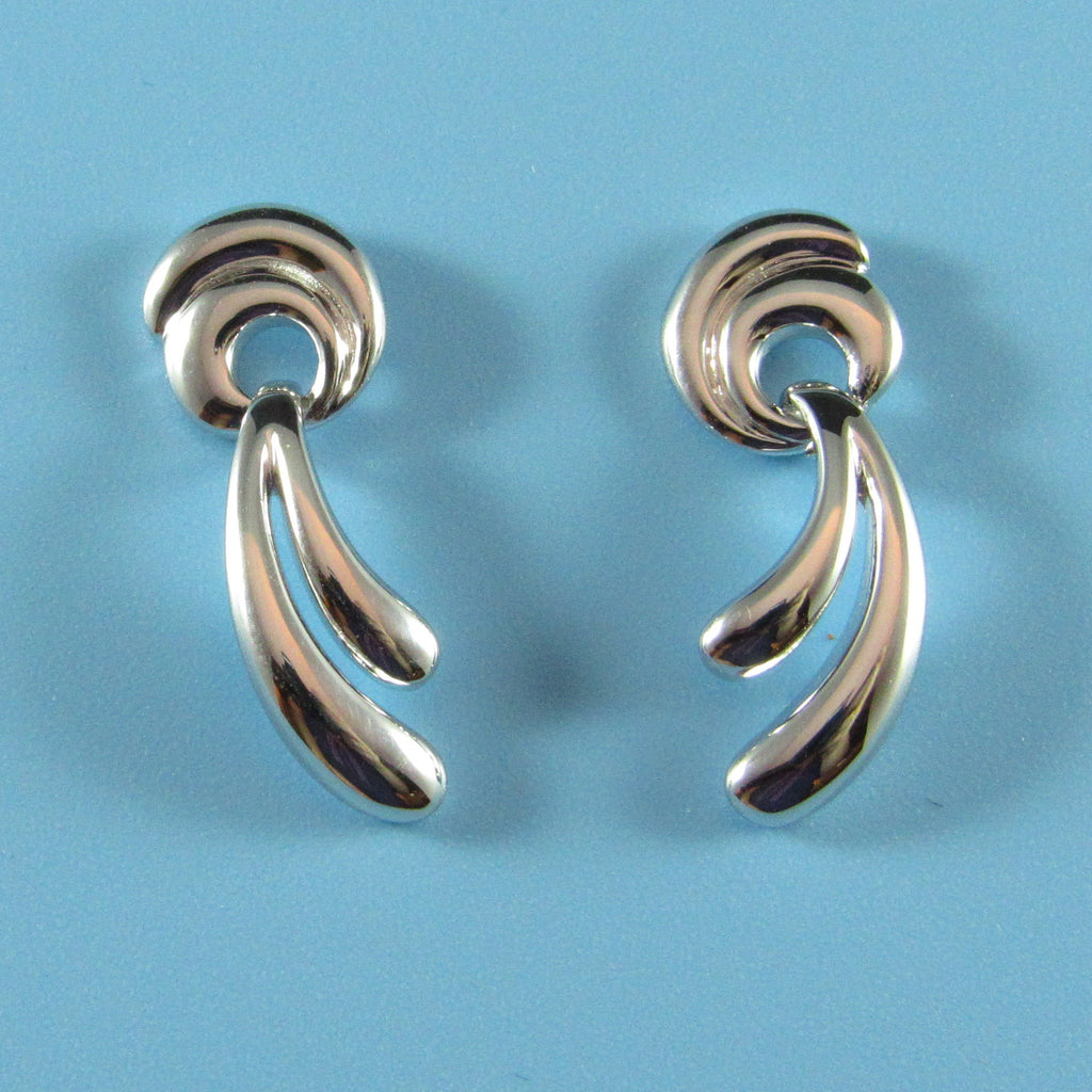 4550 - Elegant Wave Earrings