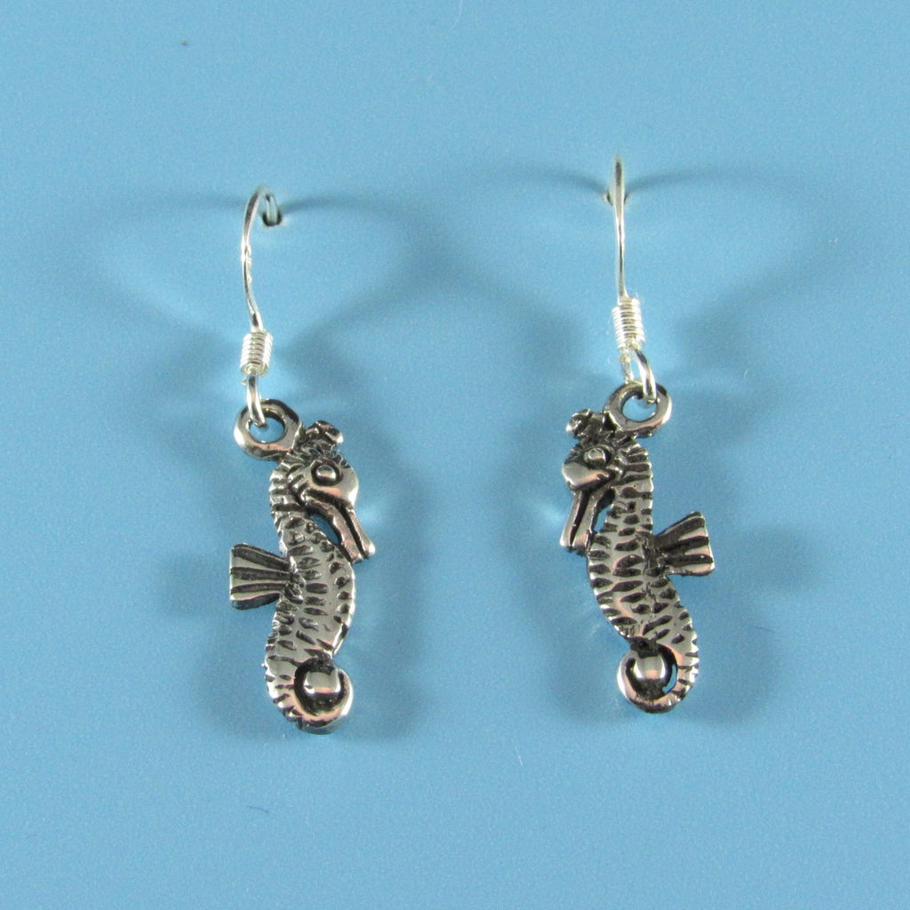 6655 - Seahorse Dangle Earrings