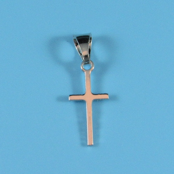 C22 - Small 19mm Sterling Cross